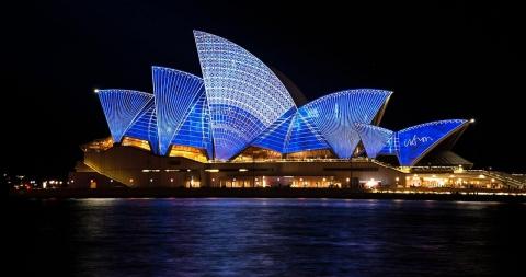 Австралия - https://pixabay.com/
